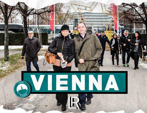 Με την LR στη Βιέννη