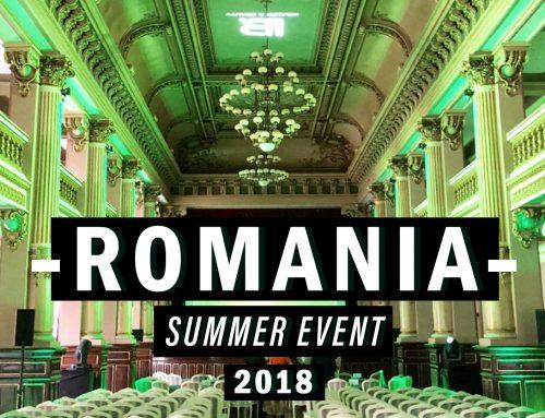 Με την LR στην Ρουμανία [summer event 2018]