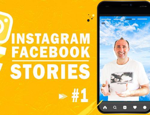 Instagram / Facebook stories Μέρος 1ο