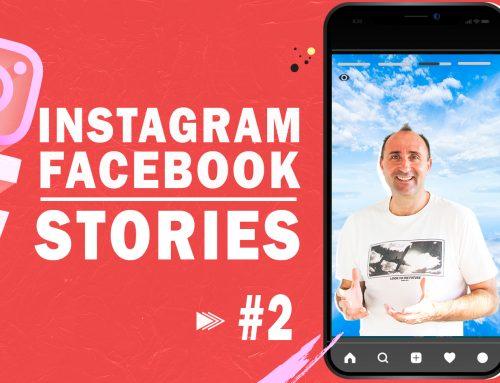 Instagram / Facebook stories Μέρος 2ο