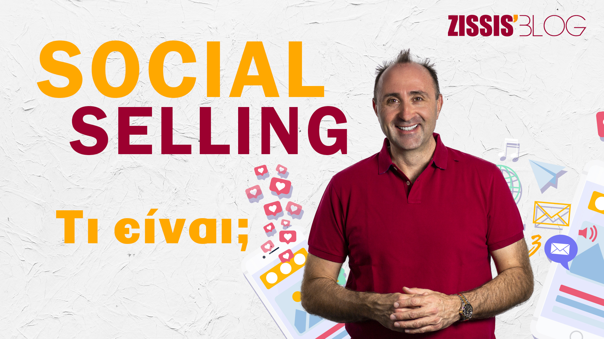 social selling article cover photo