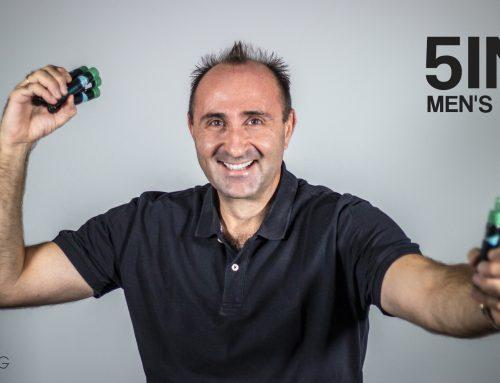 5in1 Men's Shot – Νέο προϊόν